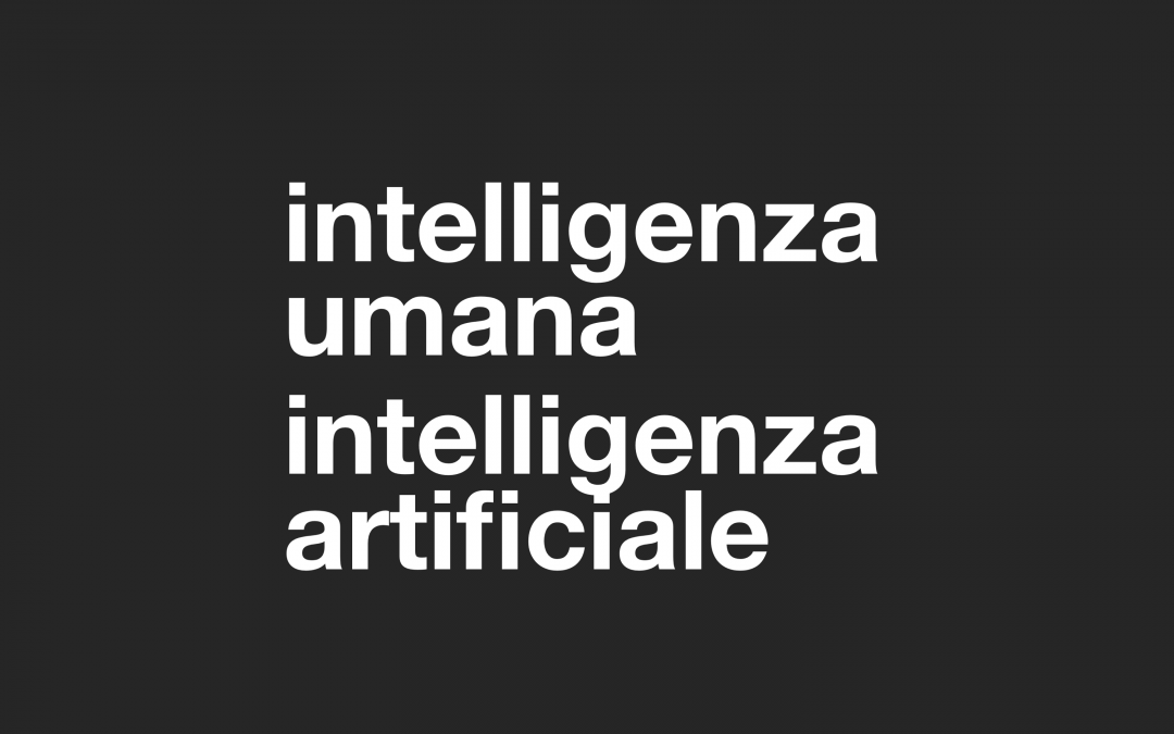 la conoscenza umana/ intelligenza umnana, intelligenza artificiale