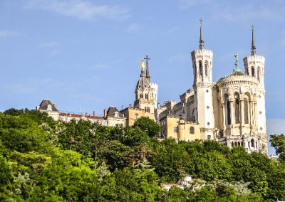 Basilica-di-Notre-Dame-di-Fourviere-Lione