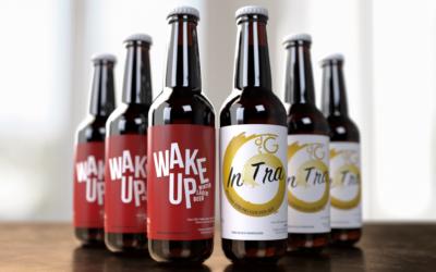 Wake Up e InTra, le nuove birre del don Gnocchi