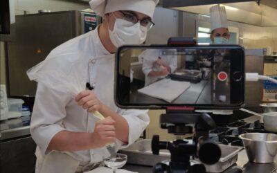 Alberghiero live/ Show cooking in diretta per gli studenti delle medie e le loro famiglie