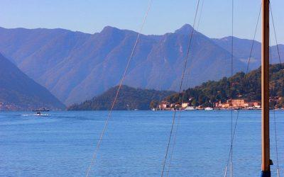 Sulle rive del Lario, da Varenna a Piona