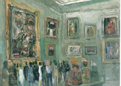 La Natività di El Greco al Metropolitan Museum di NY, 1970,
