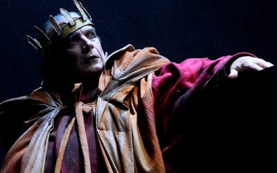 MACBETH SHALL SLEEP NO MORE! / una sera a teatro con il Macbeth di Franco Branciaroli