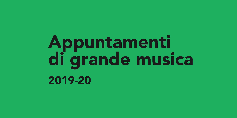 Cose Di Casa Carate appuntamenti di grande musica/ 2019-20 | istituto scolastico