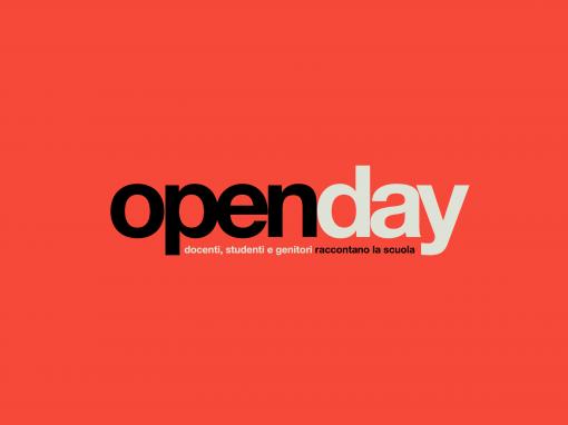 OPEN DAY 20 NOVEMBRE