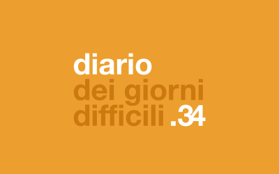 diario dei giorni difficili .34