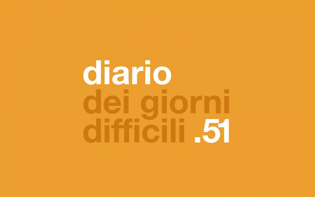 diario dei giorni difficili .51