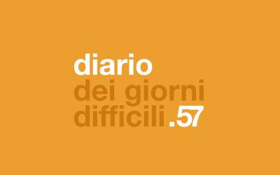 diario dei giorni difficili .57
