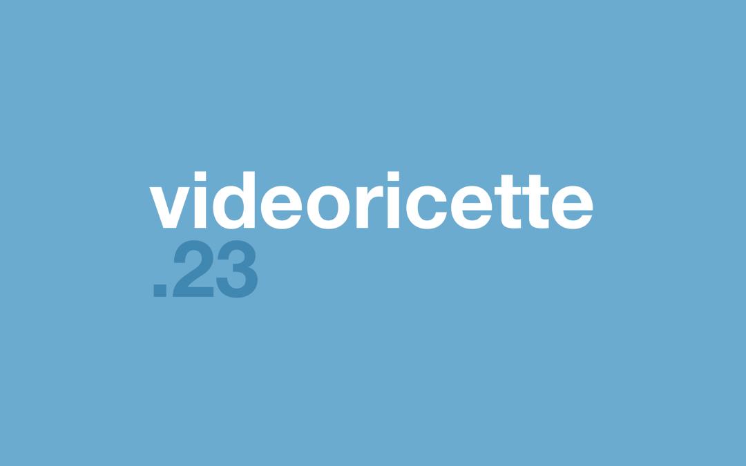 videoricette da provare .23