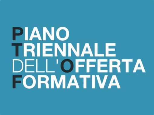 piano triennale dell'offerta formativa (PTOF)